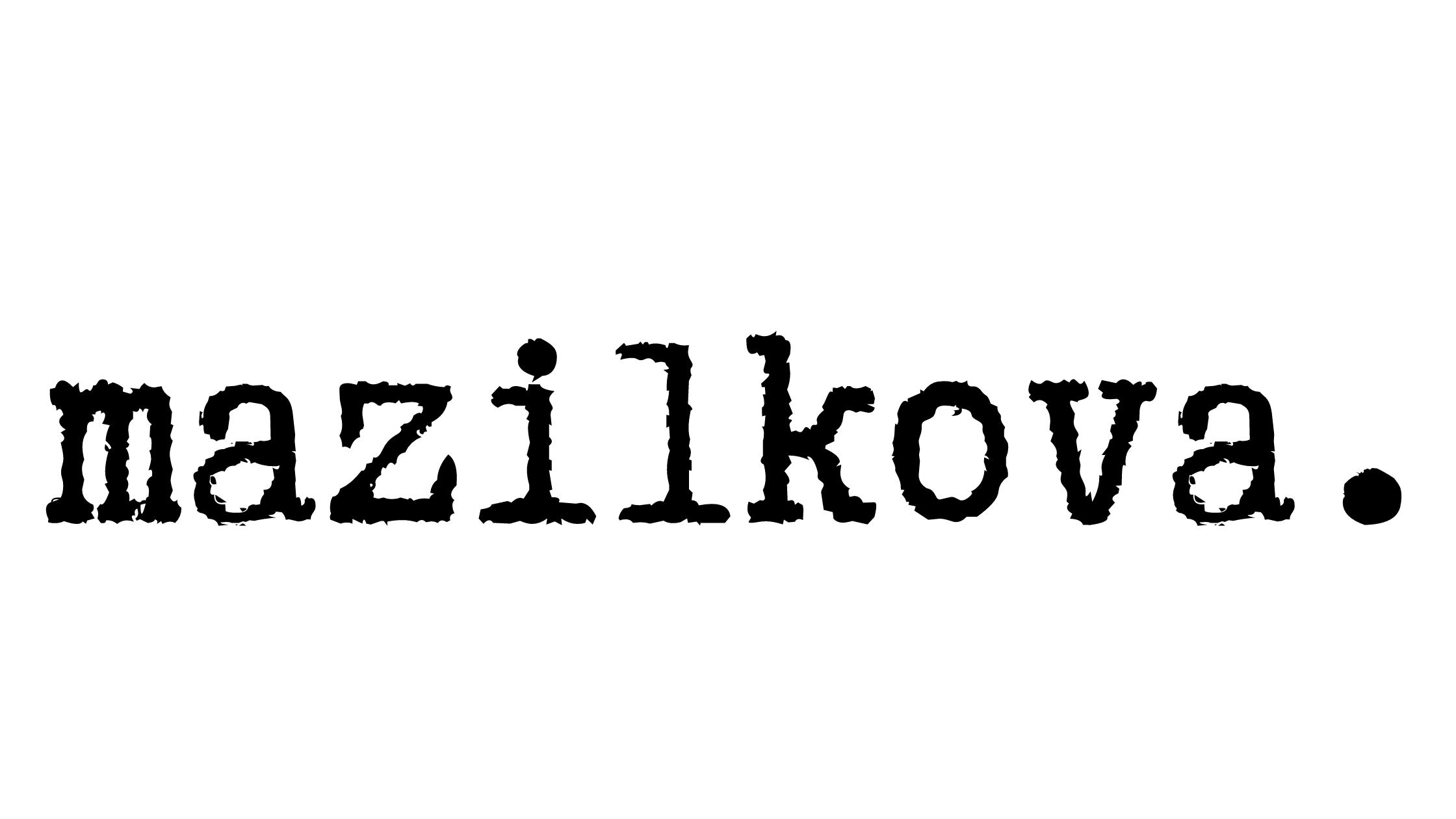 mazilkova